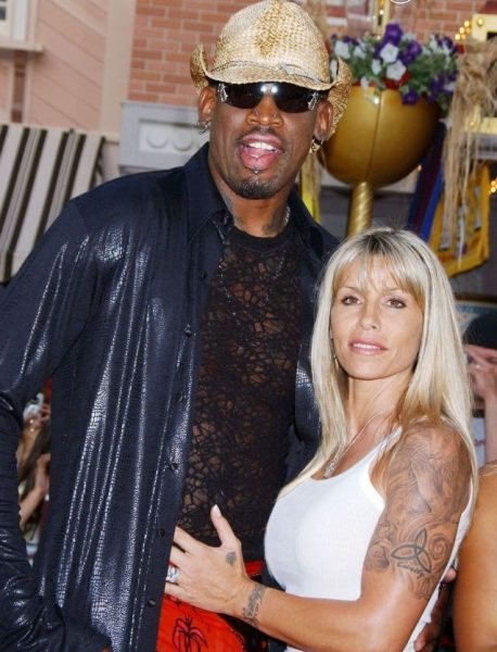 Dennis Rodman Wife
