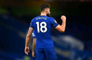 Giroud West Ham