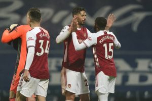 West Brom Arsenal