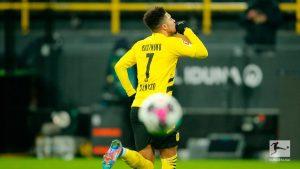 Borussia Dortmund Wolfsburg Jadon Sancho