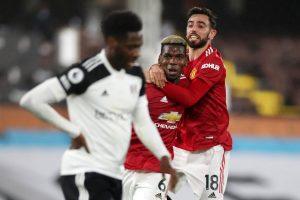 Fulham Man United