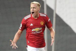 Man United Van de Beek