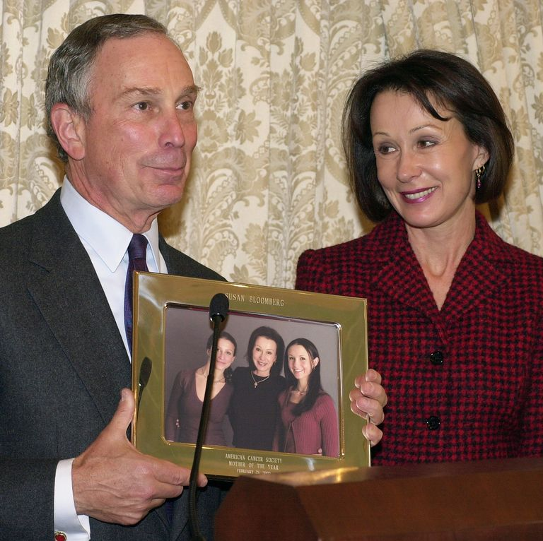 Michael Bloomberg Marriage