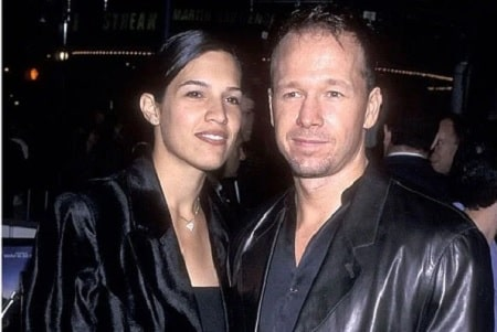 Donnie Wahlberg Ex-Wife