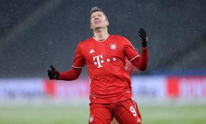Hertha Berlin Bayern Munich