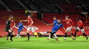 Man United Everton