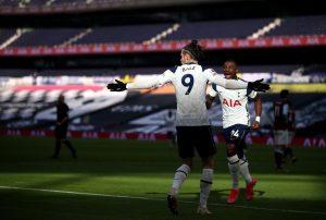 Tottenham Burnley