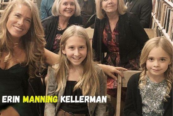 Erin Manning Kellerman Children