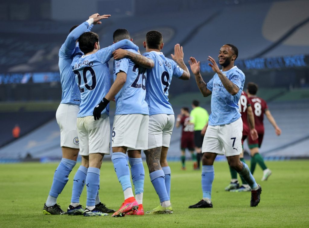 Man City Wolves