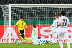 Monchengladbach 0-1 Dortmund