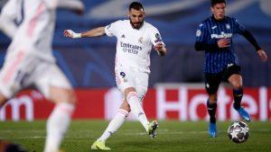 Real Madrid Atalanta