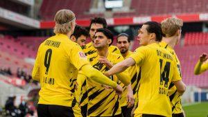 Borussia Dortmund Koln