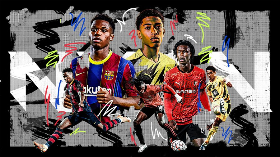 Best Football Wonderkids 2021