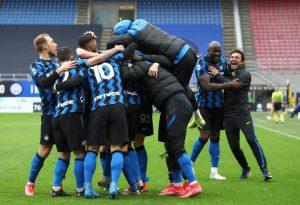 Inter Milan Cagliari