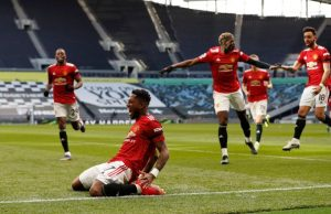 Tottenham Man United