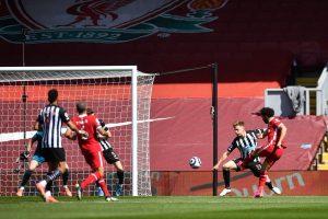 Liverpool Newcastle United