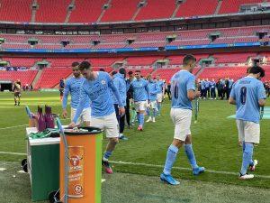 Man City Tottenham Carabao Cup