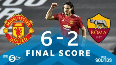 Man United Roma