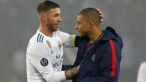 Mbappe Real Madrid