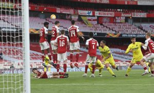 Arsenal Villarreal