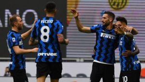 Inter Milan Sampdoria
