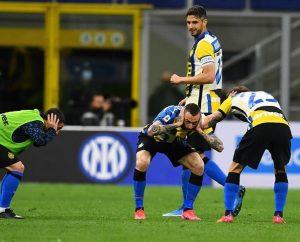Inter Milan Roma