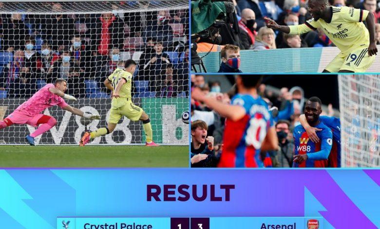 Crystal Palace Arsenal