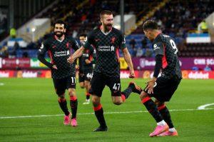 Burnley Liverpool