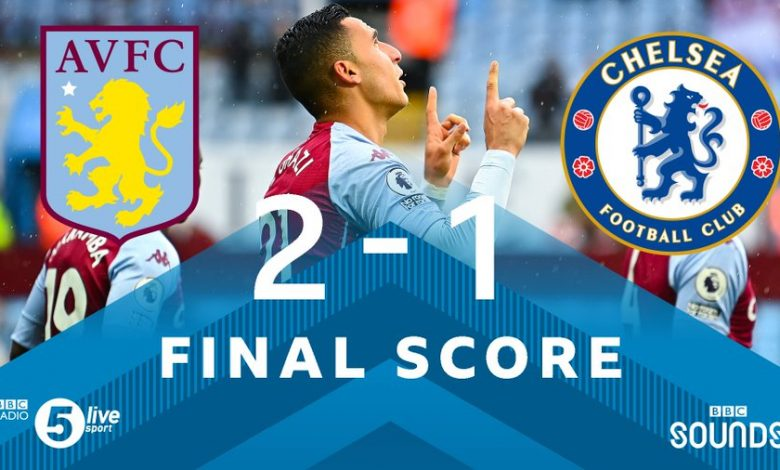 Aston Villa Chelsea