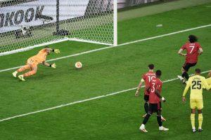 Villarreal Man United
