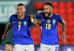 Paraguay Brazil