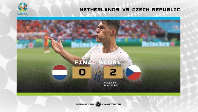 Netherlands Czech Republic