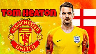 Tom Heaton