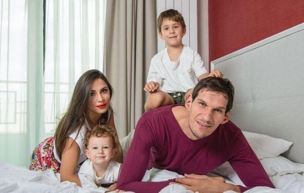 Boban Marjanovic Family