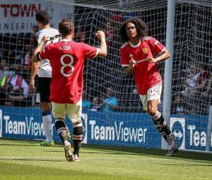 Derby County Man United