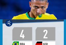 Brazil Germany Olympic Games