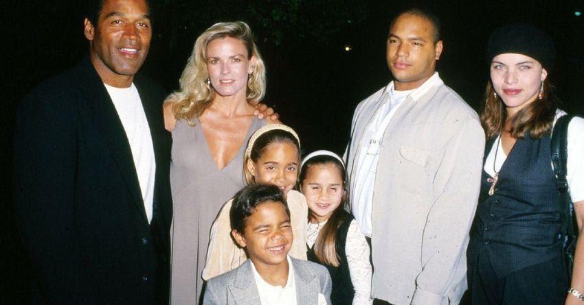 OJ Simpson Family