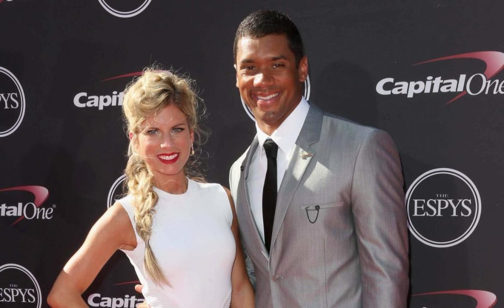 Russell Wilson Ex-Wife