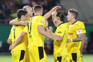 Wehen Borussia Dortmund