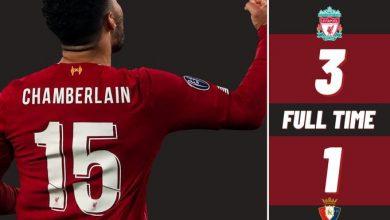 Liverpool Osasuna