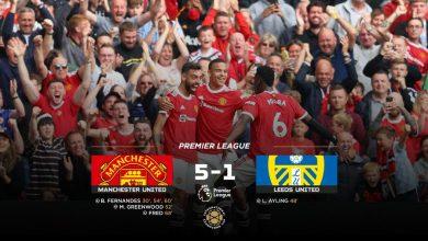 Man United Leeds United