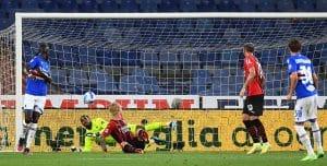 Sampdoria AC Milan