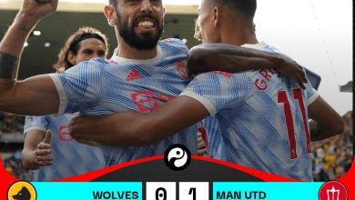 Wolves Man United