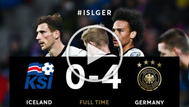 Iceland Germany