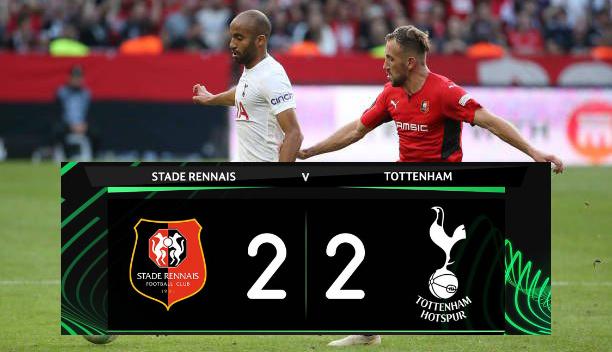 Rennes Tottenham