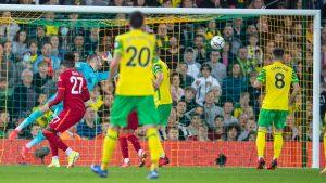 Norwich City Liverpool