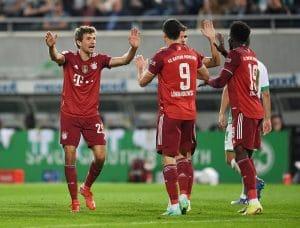 Greuther Fuerth Bayern Munich