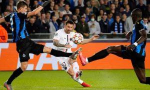 Club Brugge PSG