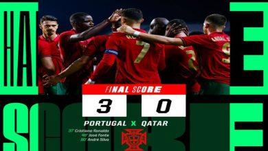 Portugal Qatar